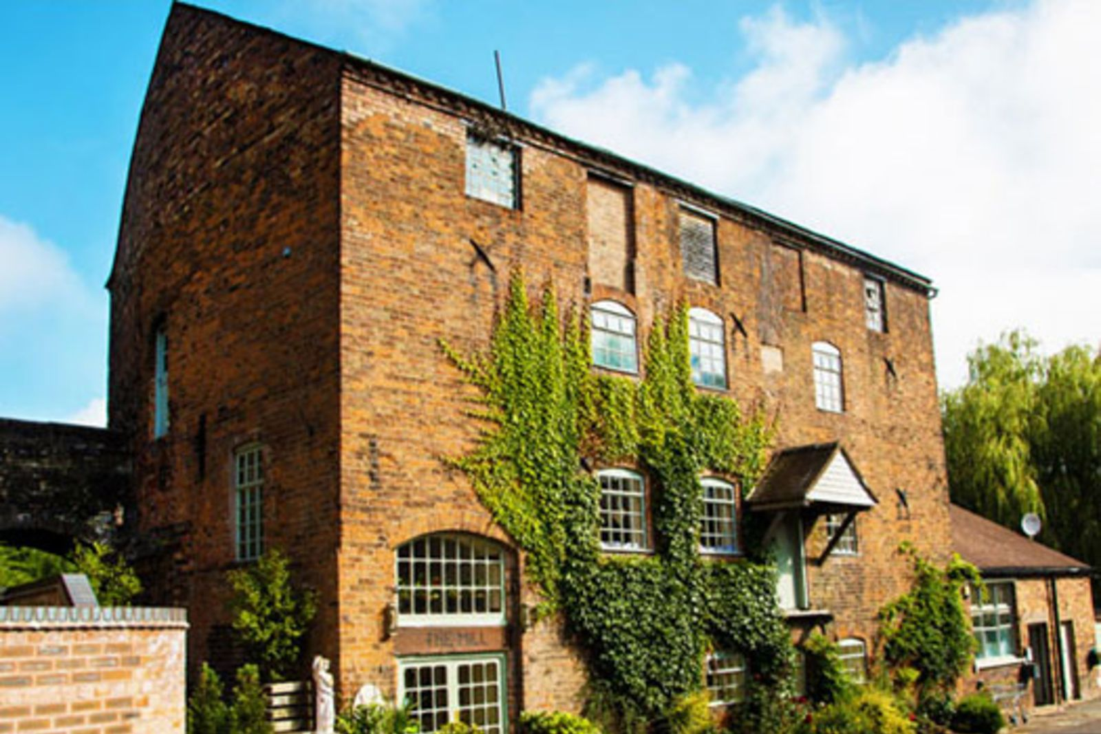 The Mill, Stone - recommended venue by Margaret Mulholland