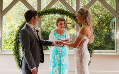 GOVERNMENT LIFTS RESTRICTIONS ON OUTDOOR WEDDINGS- FOR SOME !